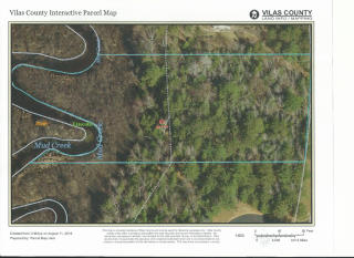 Lot 19 On Dyer Road, Eagle River WI