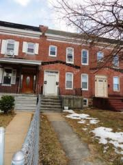 4209 Pimlico Rd, Baltimore, MD 21215
