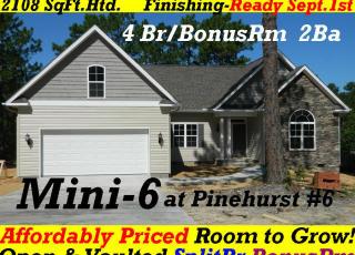 21 Minikahada Trail, Pinehurst NC