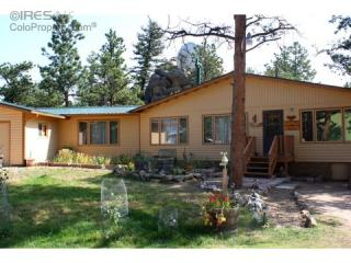 533 Eagle Tree Circle, Red Feather Lakes CO