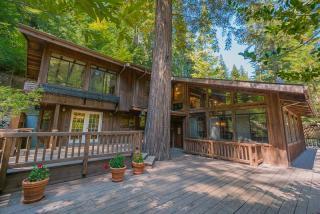 12101 Love Creek Road, Ben Lomond CA
