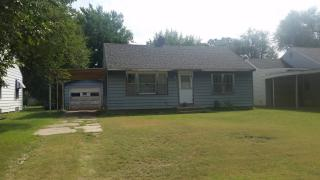 516 N Park Ave, Stafford, KS 67578