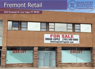 1623 Fremont Street, Las Vegas NV