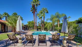 1120 North Asher Drive, Palm Springs CA