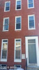525 West Mosher Street, Baltimore MD