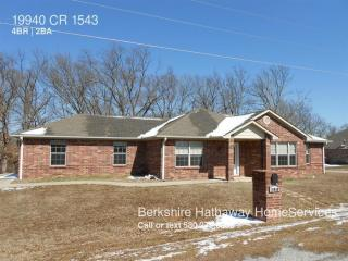 19940 County Road 1543, Ada, OK 74820