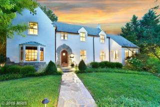 6207 Kennedy Drive, Chevy Chase MD