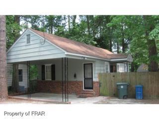 546 Pearl Street, Fayetteville NC