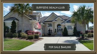 915 Anson Ct, Surfside Beach, SC 29575