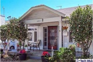 342 West Garfield Avenue, Glendale CA