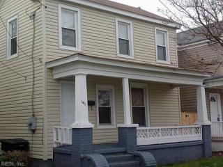 1411 Highland Avenue, Portsmouth VA
