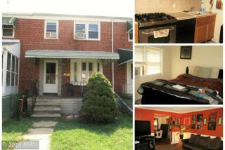 1925 Barry Road, Baltimore MD