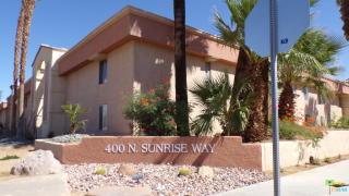 400 North Sunrise Way #244, Palm Springs CA