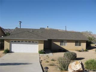 55530 Iona Lane, Yucca Valley CA