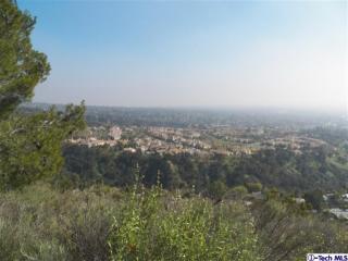 Rising Hill El Prieto Road, Altadena CA