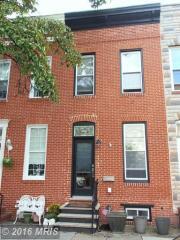 1423 Hull Street, Baltimore MD