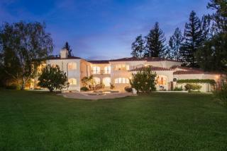 5887 Annie Oakley Road, Hidden Hills CA
