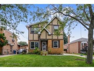 7441 West Carmen Avenue, Harwood Heights IL