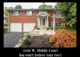 4168 West Middle Court, Bloomington IN