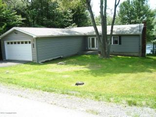 5144 Beach Side Drive (Lakefront), Tobyhanna PA