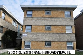 2121 S 25th Ave #1W, Broadview, IL 60155
