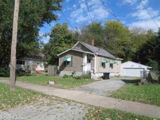 1411 North Morris Avenue, Bloomington IL