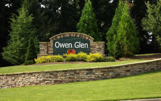 LOT80 Owen Glen, Blairsville GA