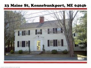 23 Maine Street, Kennebunkport ME