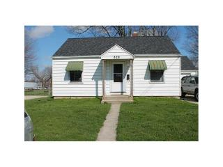 328 Sycamore Avenue, Sidney OH