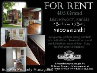 405 Grand Ave, Leavenworth, KS 66048