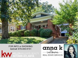 132 Huron Street, Decatur GA