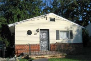937 Abel Avenue, Capitol Heights MD