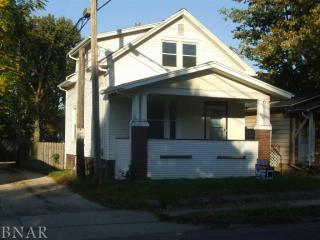 406 N Clinton Street, Bloomington IL