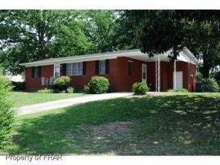 3241 Sandhill Drive, Fayetteville NC