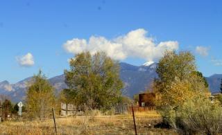 4B Camino Santiago, Taos NM