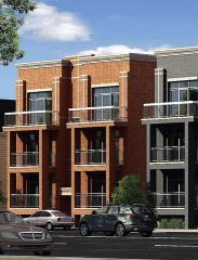 1418 West Fillmore Street #2W, Chicago IL