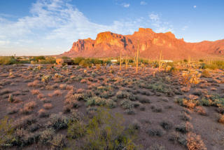 800 North Prospector Drive Lot #22, Apache Junction AZ