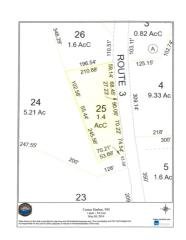 Lot 025 Route 3 D W Hwy, Center Harbor, NH