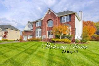 25 Kay Court, Monroe NJ