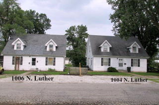 1004 North Luther Street, Kirksville MO