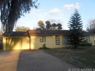 2007 Orange Tree Drive, Edgewater FL