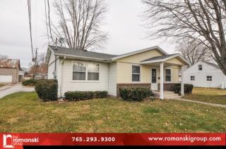 412 E Jackson St, Flora, IN 46929