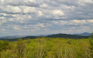 16 Ac Clear Price, Blue Ridge GA