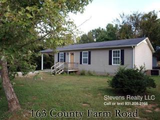 163 County Farm Rd, Cookeville, TN 38501