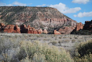 Lot 8 Red Canyon Rnch, Prewitt NM