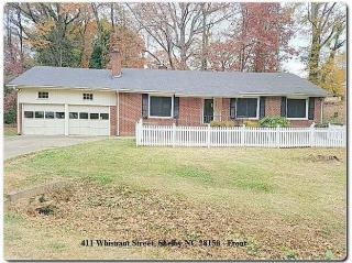 411 Whisnant Street, Shelby NC
