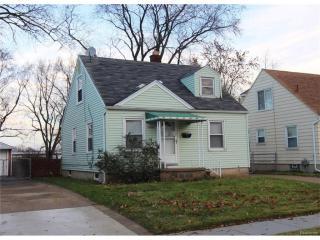 24806 Cooke Street, Dearborn MI