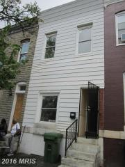 2613 East Monument Street, Baltimore MD