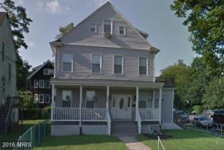 3600 Clifton Avenue, Baltimore MD
