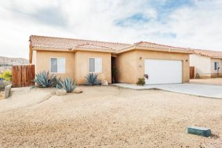 49521 Paradise Avenue, Morongo Valley CA